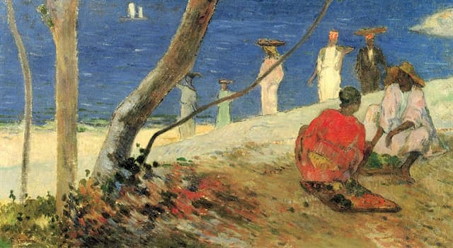 History Trivia Question: What canal did Paul Gauguin help to build as a laborer?