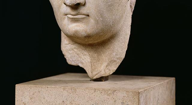 History Trivia Question: What did Emperor Claudius allow Romans to do at the dinner table?