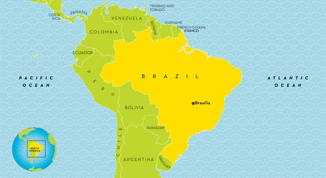 History Trivia Question: What European country was Brazil once a colony of?