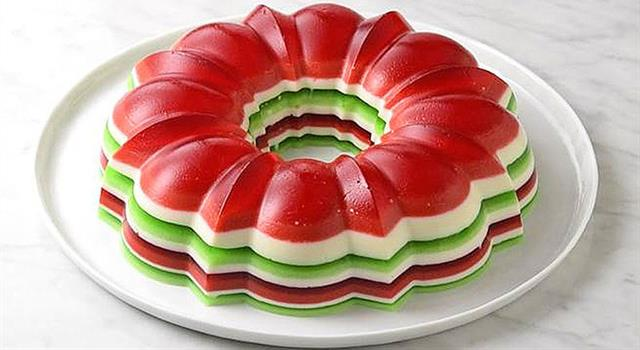 Society Trivia Question: What 3 ingredients is Gelatin made from?