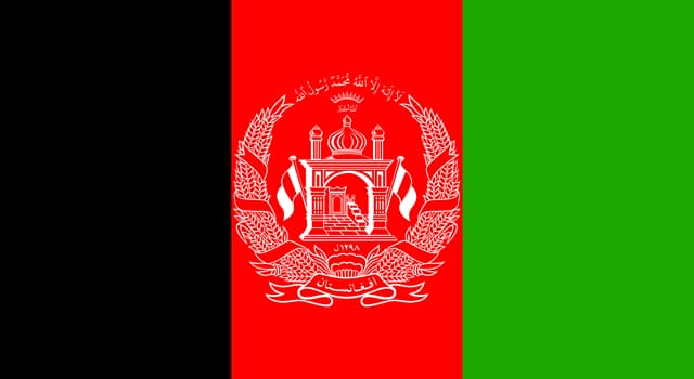 Geography Trivia Question: What is the capital of Afghanistan?