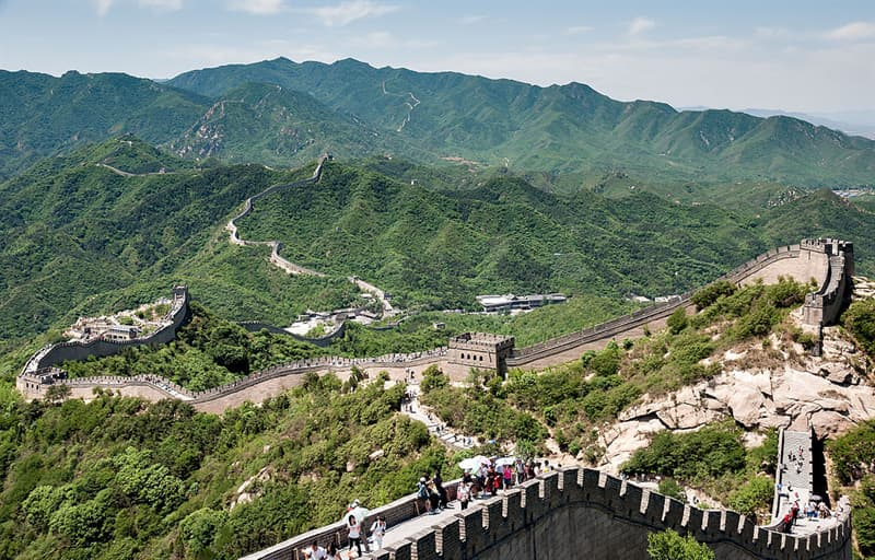 Geography Trivia Question: What is the capital of China?
