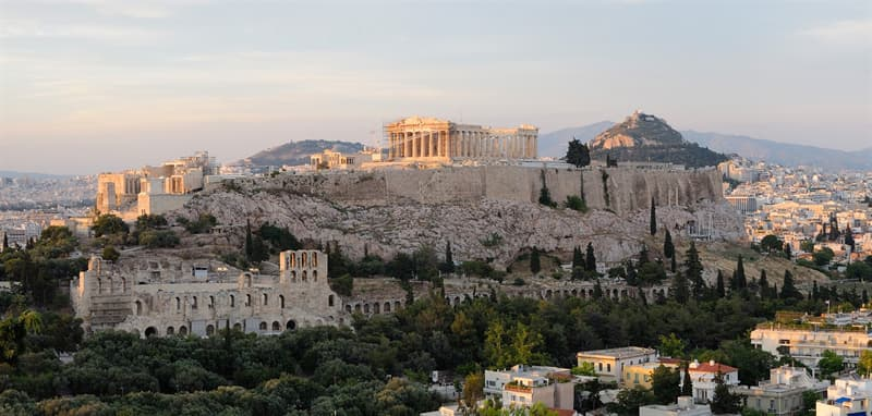 Geography Trivia Question: What is the capital of Greece?