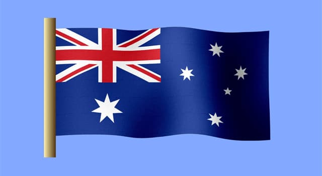 Culture Trivia Question: What is the largest star on the Australian flag known as?