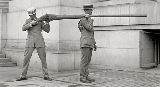 Culture Trivia Question: What is the name given to this weapon?