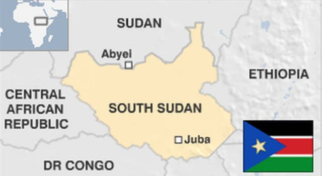 Culture Trivia Question: What is the national motto of South Sudan?