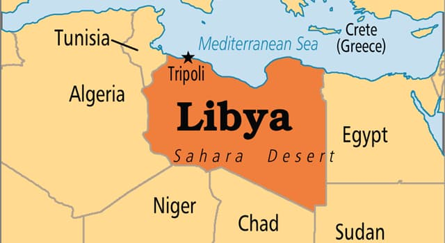 Culture Trivia Question: What is the official language of Libya?