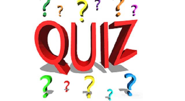"History Trivia Question: What is the original meaning of the word ""quiz""?"