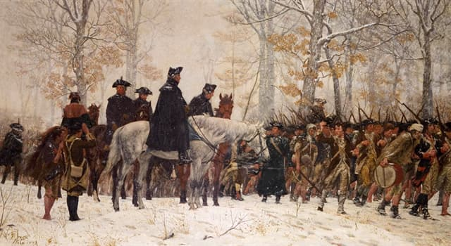 History Trivia Question: What treaty ended the American Revolution?