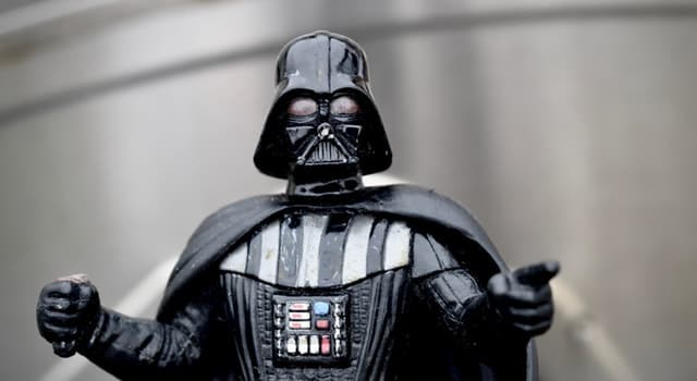 Movies & TV Trivia Question: What was Darth Vader's Jedi name?