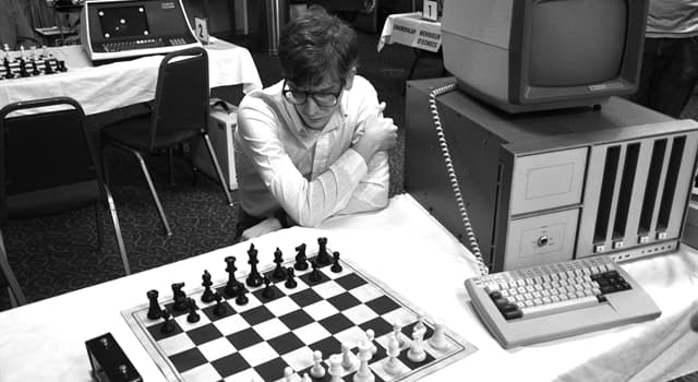 Society Trivia Question: What was the name of the first computer system to defeat a reigning world champion in chess?