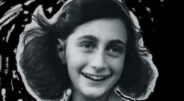 History Trivia Question: When did Anne Frank go into hiding?