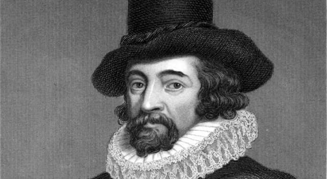 History Trivia Question: When was Francis Bacon Lord Chancellor of England?