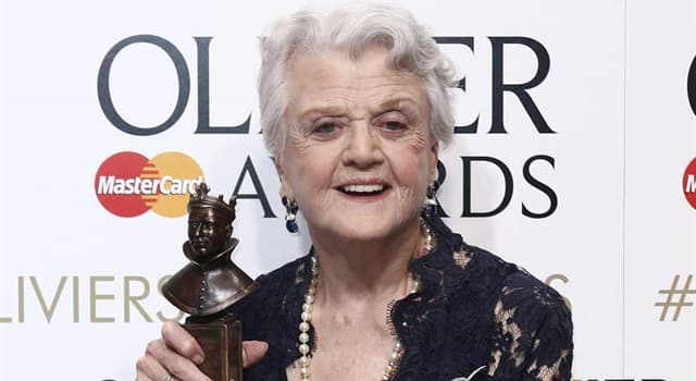Movies & TV Trivia Question: Where was actress Angela Lansbury born?