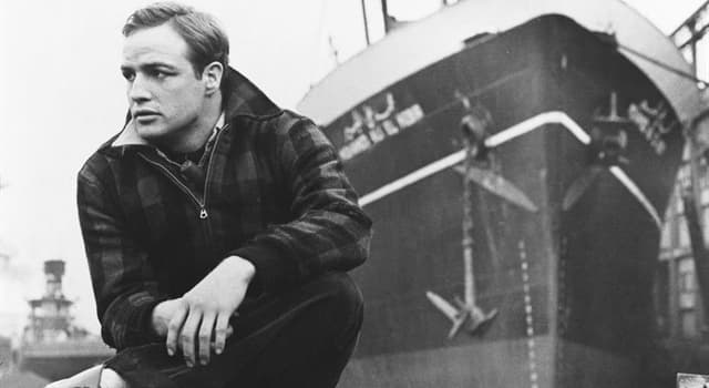 """Movies & TV Trivia Question: Where was the movie """"On the Waterfront"""" filmed?"""