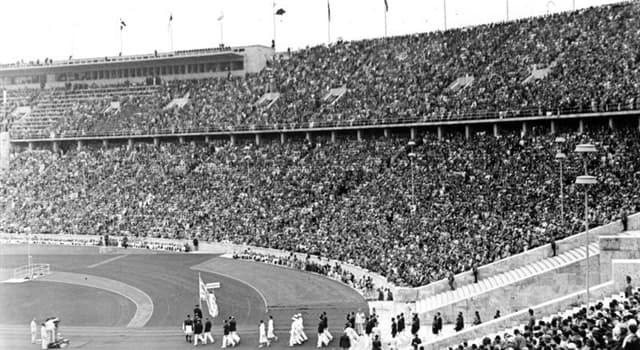 Sport Trivia Question: Where were the 1936 Summer Olympics held?