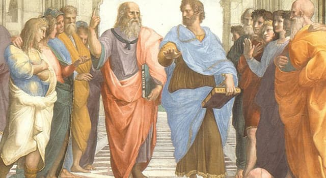 History Trivia Question: Which ancient Greek philosopher was the founder of the Peripatetic school?