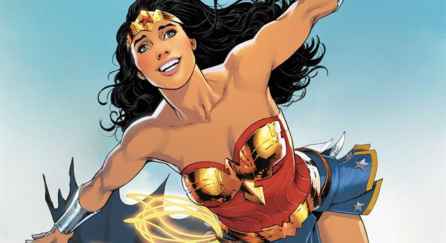 """Movies & TV Trivia Question: Which future Oscar winning actress played Wonder Woman's sister, Drusilla, on the U.S. TV series """"Wonder Woman""""?"""