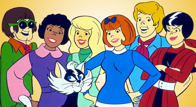 "Movies & TV Trivia Question: Which member of the TV animated musical trio ""Josie and the Pussycats"" plays the drums?"