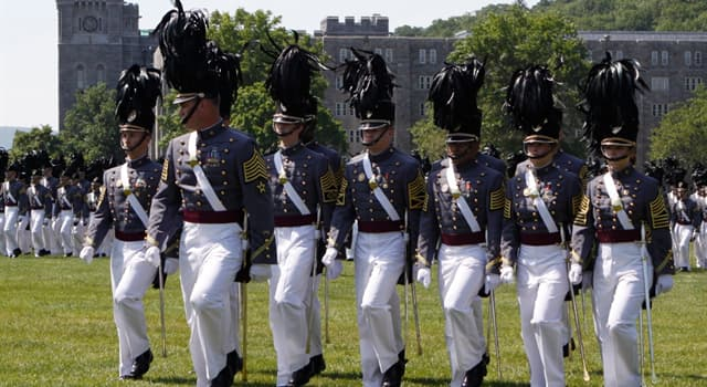 Culture Trivia Question: Which of the following American writers was expelled from the U.S. Military Academy at West Point?
