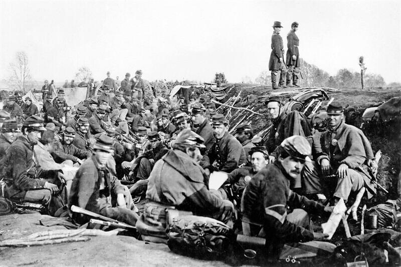 History Trivia Question: Which of these photojournalists became famous for photographing the Civil War?
