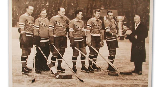 Sport Trivia Question: Which professional hockey player scored the first goal at the newly opened Madison Square Garden in 1926?