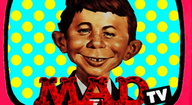 """Movies & TV Trivia Question: Which recurring character on the U.S. TV series """"MADtv"""" is associated with the phrase, """"How come everyone's looking at me""""?"""