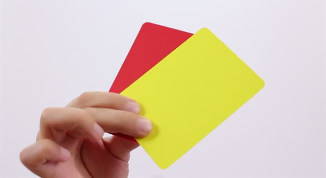 Sport Trivia Question: Which referee showed sixteen yellow cards and four red cards in a single match in the 2006 Football World Cup?