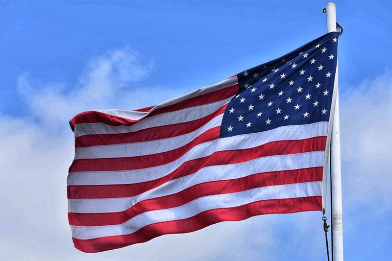 Geography Trivia Question: Which US state's official flag is in the shape of a pennant?