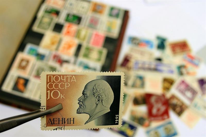 Culture Trivia Question: Who collects stamps?