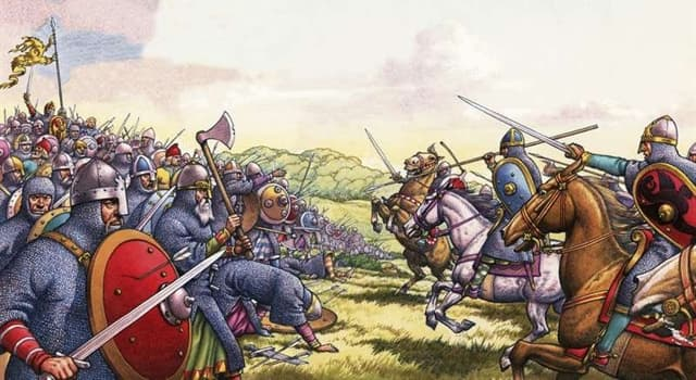 What would have happened if the English won the Battle of Hastings