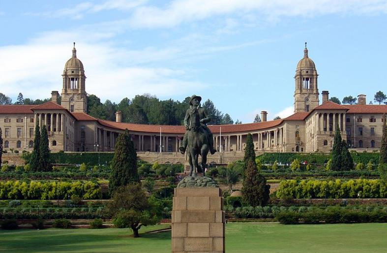 History Trivia Question: Who designed the Union Buildings in South Africa?