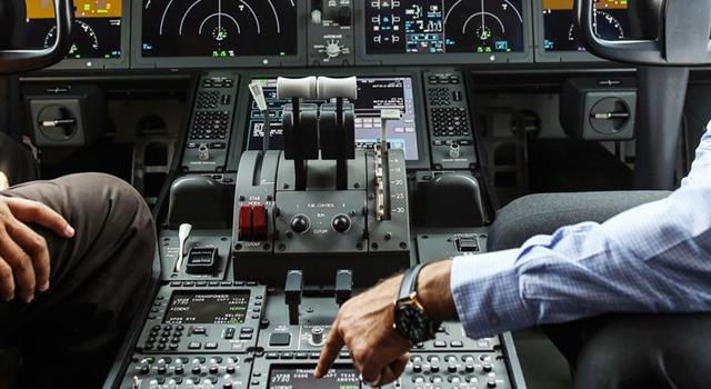 History Trivia Question: Who developed the first aircraft autopilot?