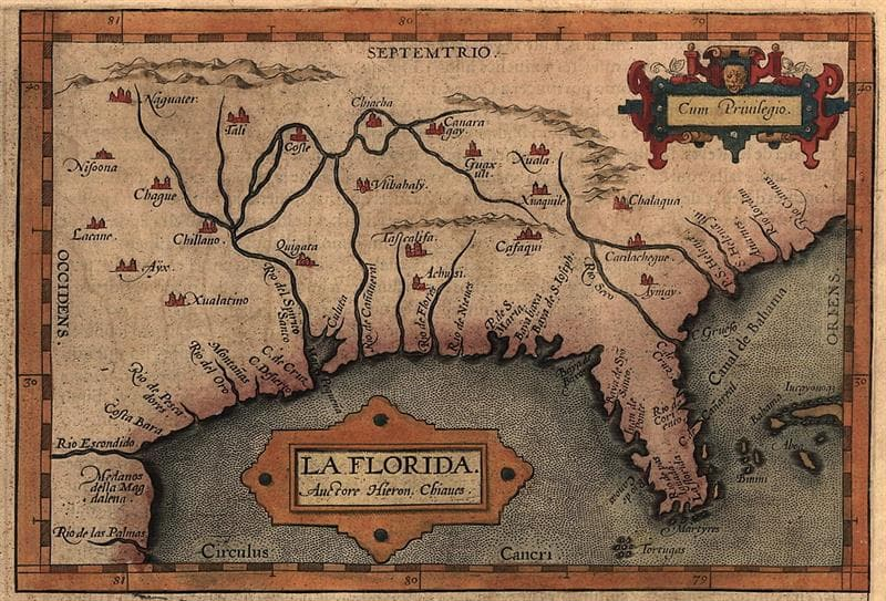 History Trivia Question: Who discovered Florida?