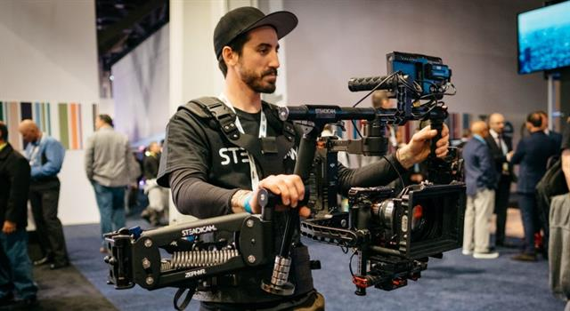 Movies & TV Trivia Question: Who invented the Oscar-winning Steadicam camera stabilizer?