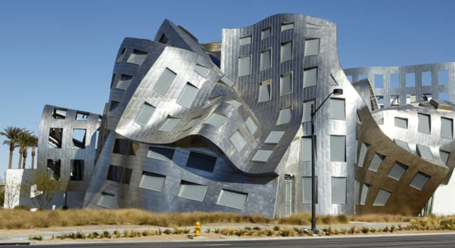 Culture Trivia Question: Who is the architect of the Cleveland Clinic Lou Ruvo Center for Brain Health in Las Vegas, Nevada?