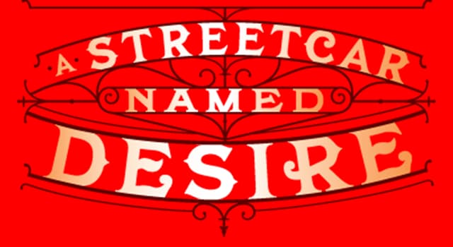 "Culture Trivia Question: Who is the author of ""A Streetcar Named Desire""?"