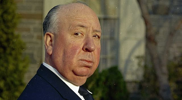 Movies & TV Trivia Question: Who is the only person to win an acting Oscar by starring in an Alfred Hitchcock film?