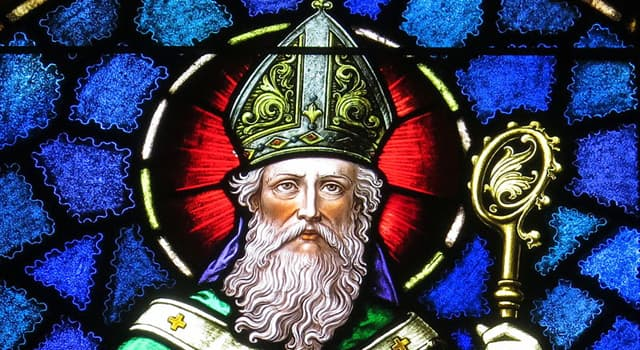 Culture Trivia Question: Who is the patron saint of Ireland?