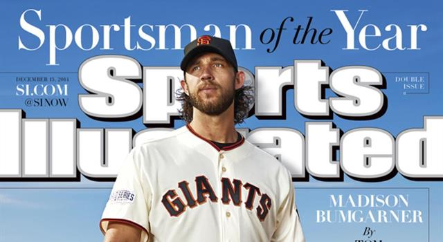 Sport Trivia Question: Who was chosen as Sports Illustrated's first Sportsman of the Year in 1954?