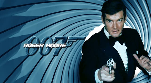 Movies & TV Trivia Question: Who was Roger Moore's classmate in Royal Academy of Dramatic Art and later played Miss Moneypenny in James Bond films?