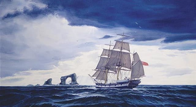 """History Trivia Question: Who was the captain of the """"HMS Beagle"""" during Charles Darwin's voyage?"""