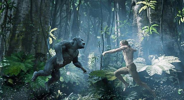 Movies & TV Trivia Question: Who was the first actor to play Tarzan?