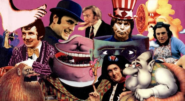 """Movies & TV Trivia Question: Who was the only American born member of """"Monty Python's Flying Circus""""?"""