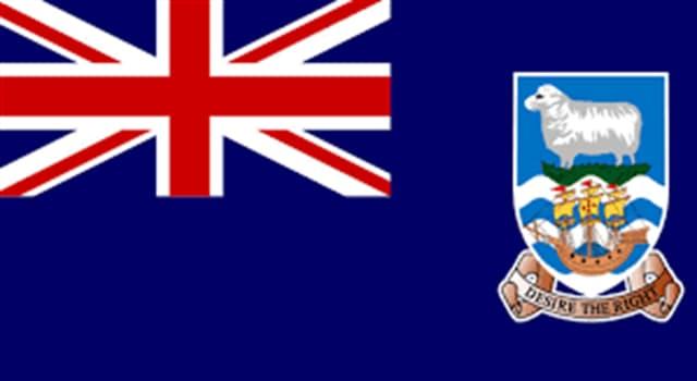 Geografía Pregunta Trivia: ¿A qué territorio dependiente en América pertenece la bandera indicada en la imagen?