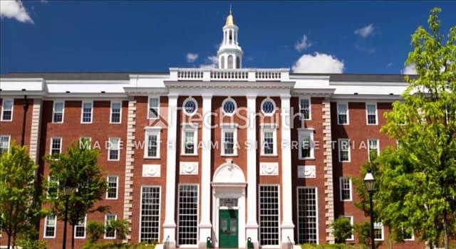 Cultura Pregunta Trivia: ¿Cuál Universidad es considerada la más prestigiosa del mundo en 2018?