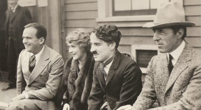 Movies & TV Trivia Question: D. W. Griffith, Charlie Chaplin, Mary Pickford, and Douglas Fairbanks founded which film and television entertainment studio?