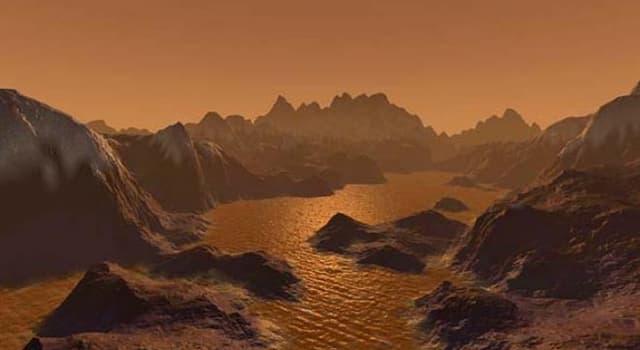 Сiencia Pregunta Trivia: ¿De qué lugar es el paisaje que aparece en la ilustración?