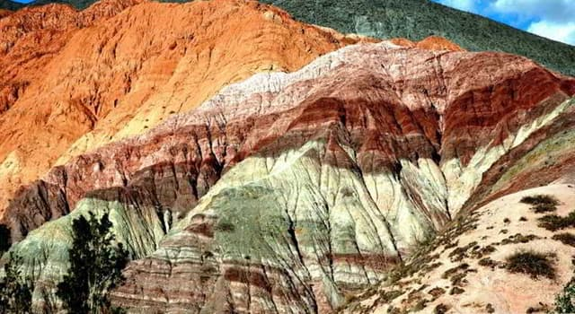 Geografía Pregunta Trivia: ¿Dónde se encuentra ubicado el cerro de la imagen?