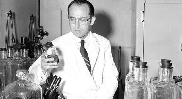Сiencia Pregunta Trivia: ¿Para qué virus el Dr. Salk desarrolló una vacuna en 1955?